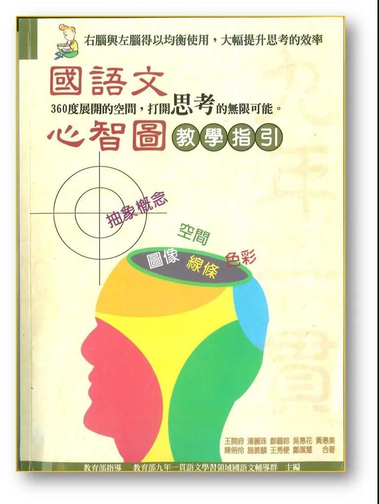 《國語文心智圖教學指引》
